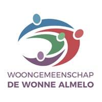 logo woongemeenschap de wonne almelo