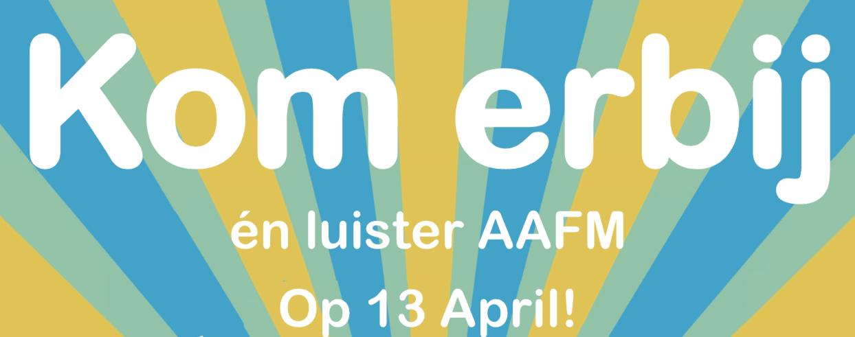 Radio-paasshow 'Almelo groet elkaar' als alternatief voor woonboulevard