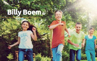 Billy Boem – training voor kinderen in een stressvolle gezinssituatie